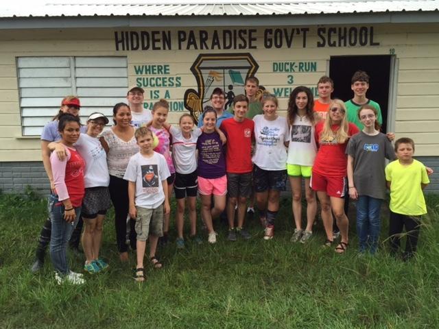 Cherrydale Mission Trips