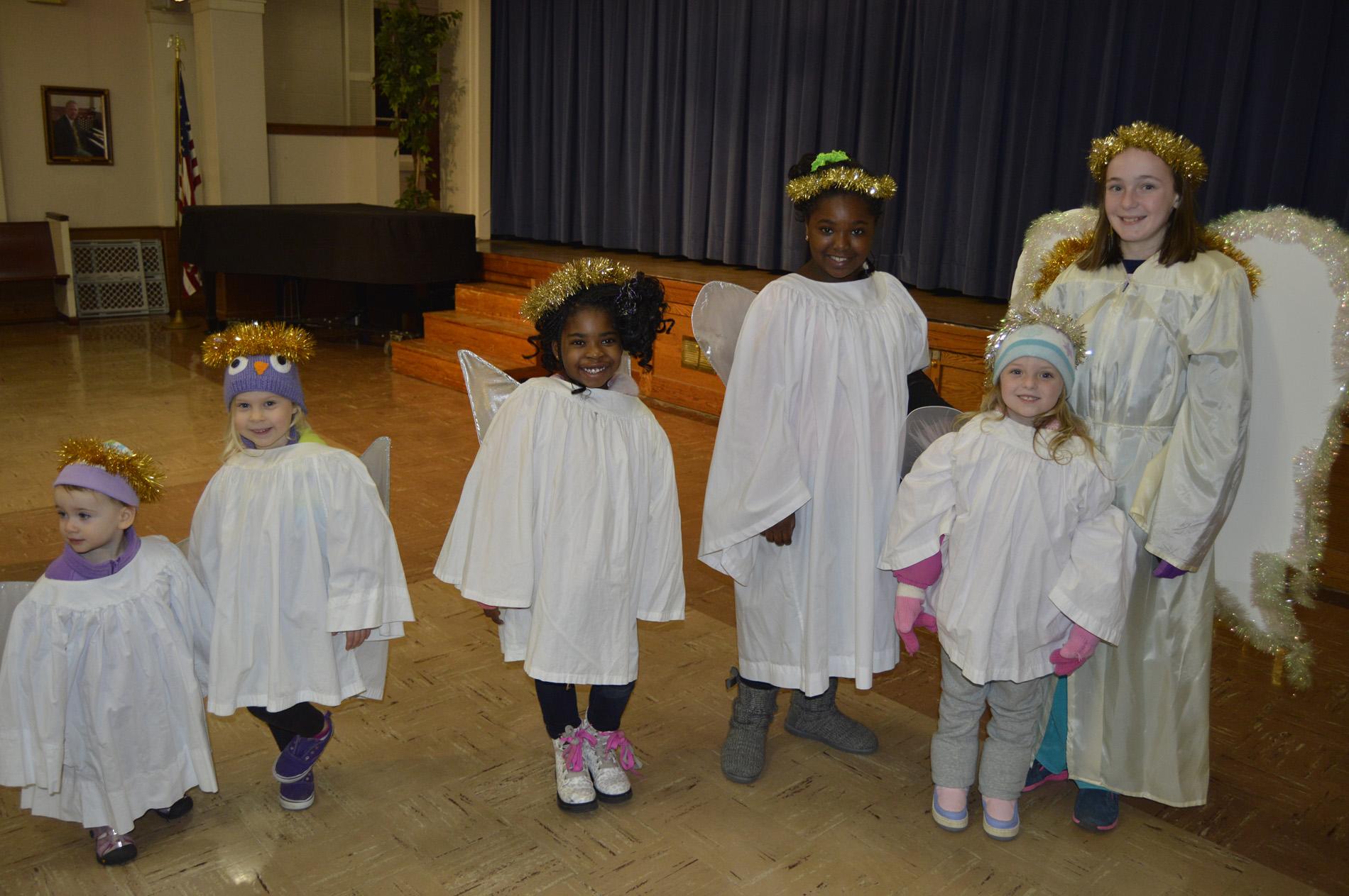 Children at Cherrydale