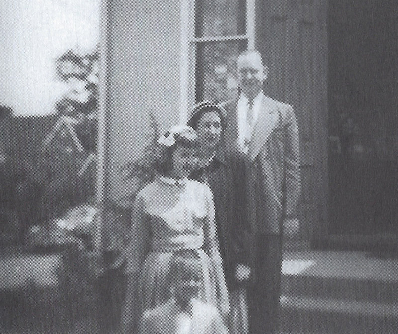 Cherrydale Family in the 50's